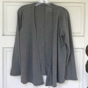 Grey Motherhood maternity cardigan
